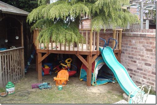 diy playhouse blog