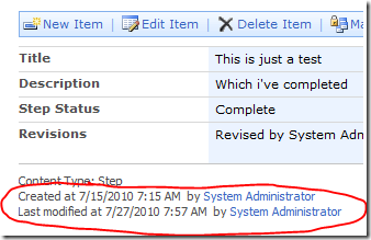 Sharepoint itemupdating change afterproperties
